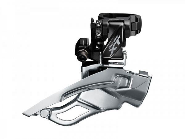 Shimano XT T8000 3x10-Speed Forskifter, Down Swing