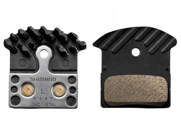 Shimano XTR J04C Metal Bremseklodser