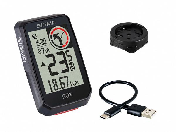 Sigma ROX 2.0 GPS Cykelcomputer