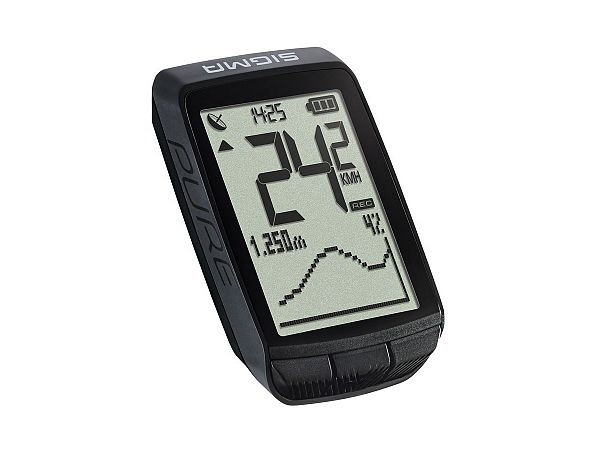 Sigma Sport Pure 20 GPS Cykelcomputer
