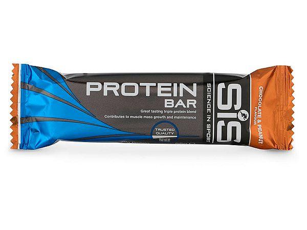 SiS Chokolade & Jordnød Protein Bar, 55g