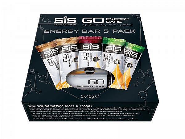 SIS Energy Bar, 5 Stk