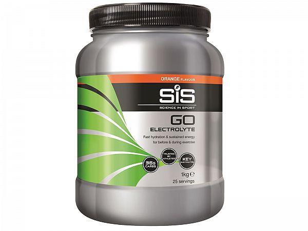 SiS Go Appelsin Energy + Electrolyte, 1000g