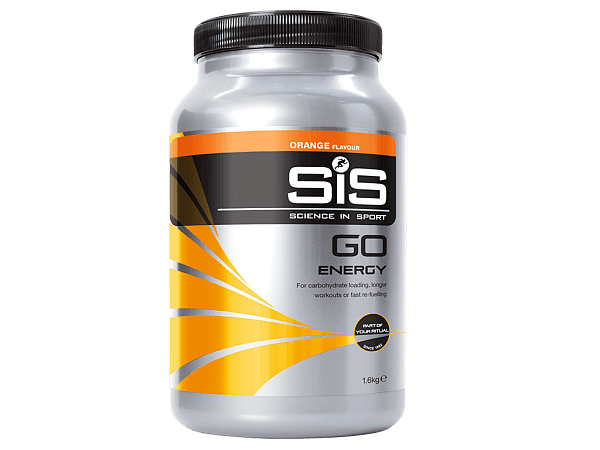 SiS Go Appelsin Energy + Electrolyte, 1600g