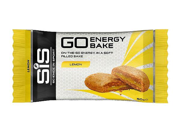SIS Go Citron Bake Bar, 50 gr
