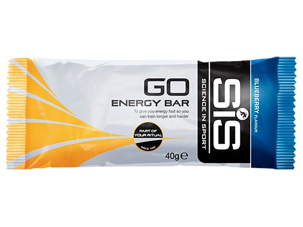 SiS GO Energy Blueberry Fudge Bar, 40g