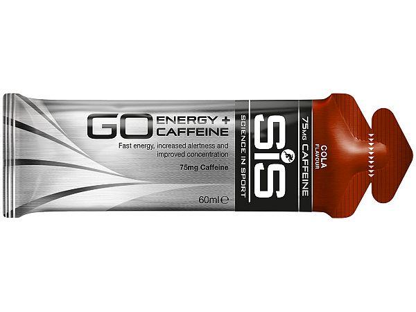 SiS GO Energy + Koffein Cola Gel, 60ml