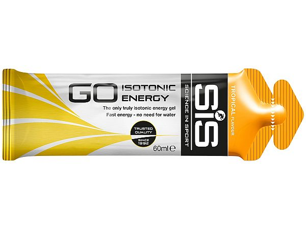 SiS GO Isotonic Tropical Energy Gel, 60ml