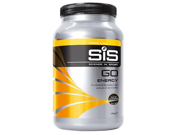 SiS Go Lemon Energy + Electrolyte, 1600g