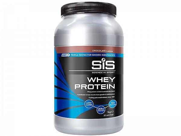 SiS UCI Godkendt Whey Protein, Chokolade 1000g