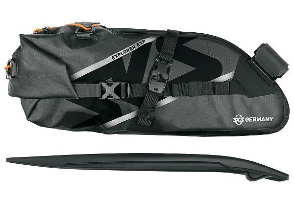 SKS Explorer EXP Sadelpindstaske, 13L
