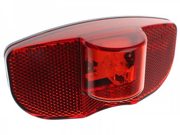 Smart LED Fastmonteret Baglygte, 80mm