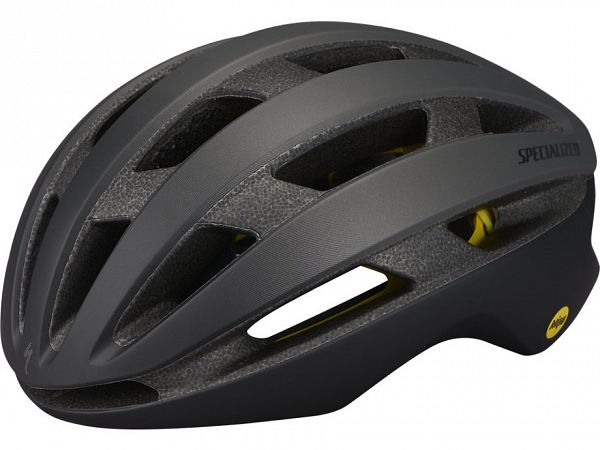 Specialized Airnet Mips Cykelhjelm, Satin Black/Smoke