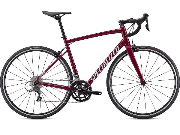 Specialized Allez Gloss Raspberry - Racercykel - 2021