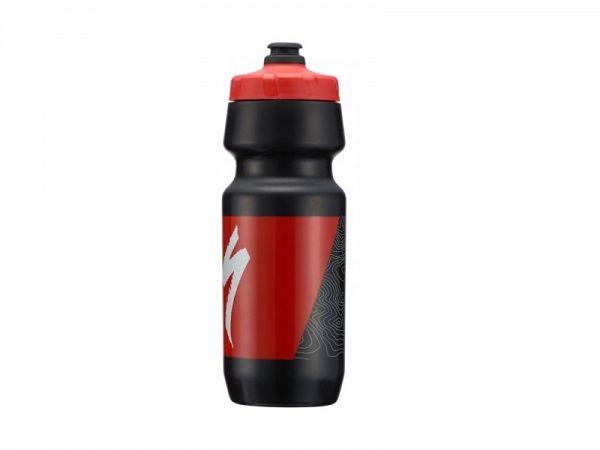 Specialized Big Mouth Black/Red Drikkedunk, 700ml