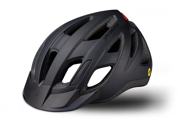 Specialized Centro Led Mips Cykelhjelm, Matte Black