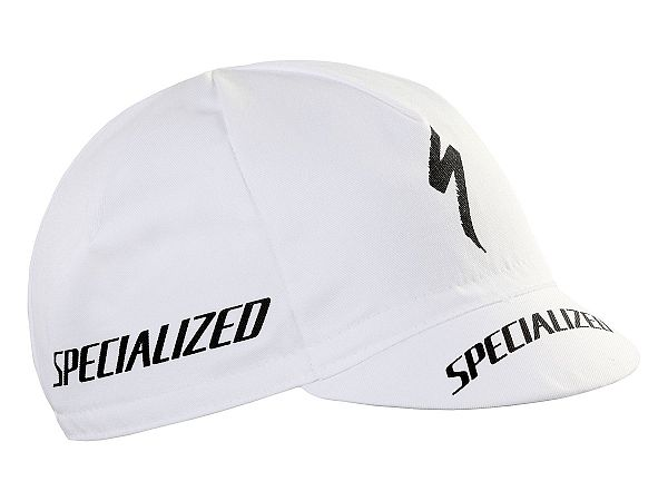 Specialized Cotton Cycling Cap, White