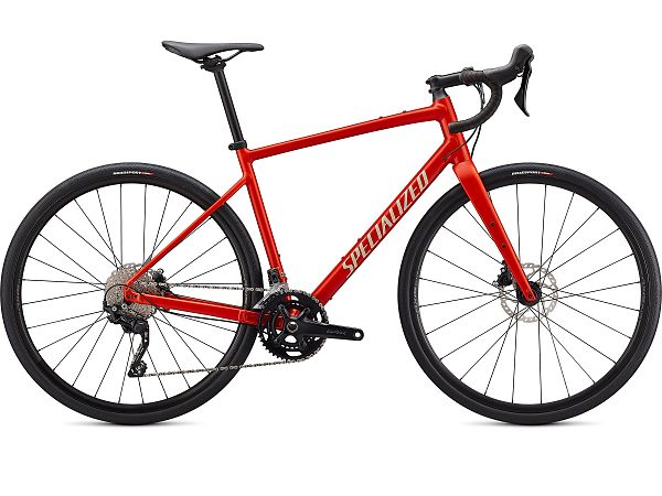 Specialized Diverge Elite E5 Red - Gravel - 2021