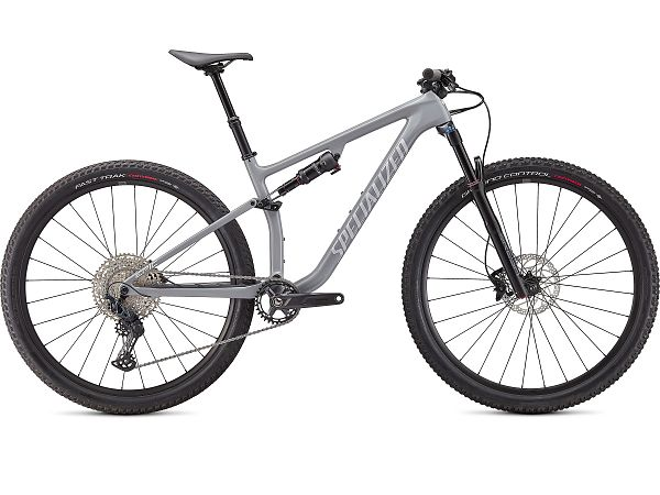 Specialized Epic Evo Grey - Full Suspension - 2021