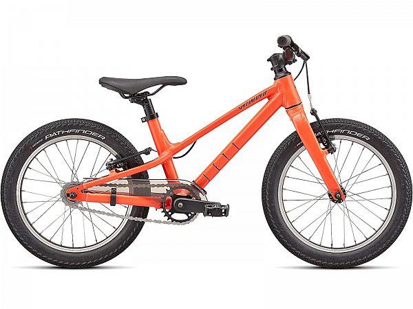 """Specialized Jett 16"""" Orange - Børnecykel - 2022"""