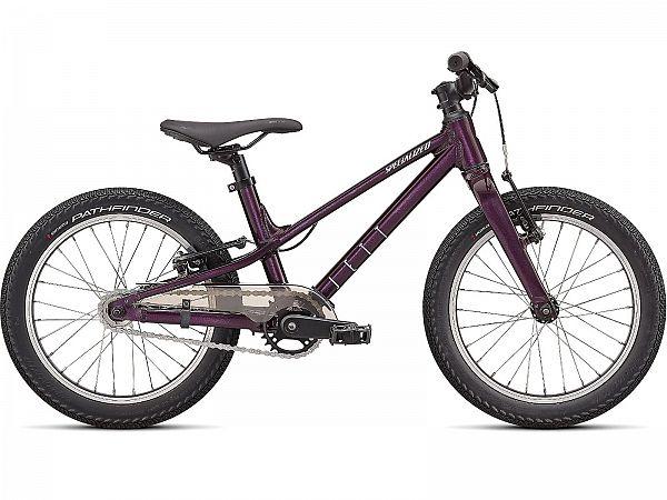 """Specialized Jett 16"""" Purple - Børnecykel - 2022"""