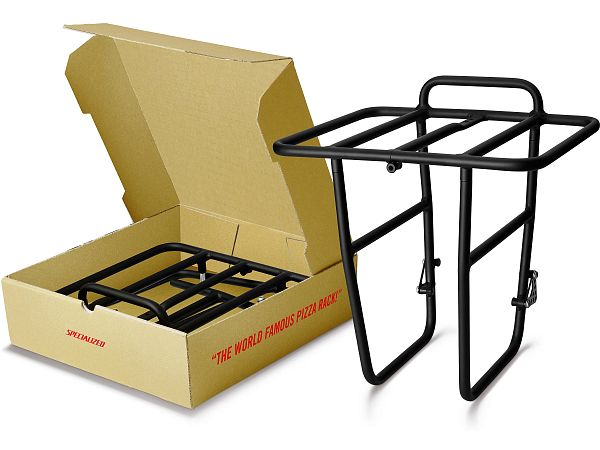 Specialized Pizza Rack Frontlad, Black