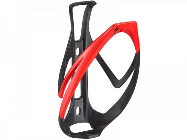 Specialized Rib Cage II Flaskeholder, Black/Red