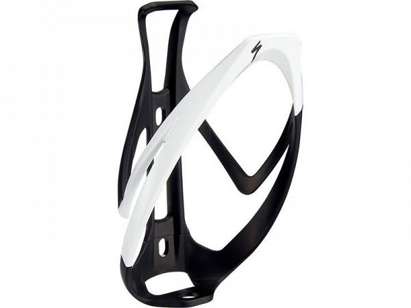 Specialized Rib Cage II Flaskeholder, Black/White