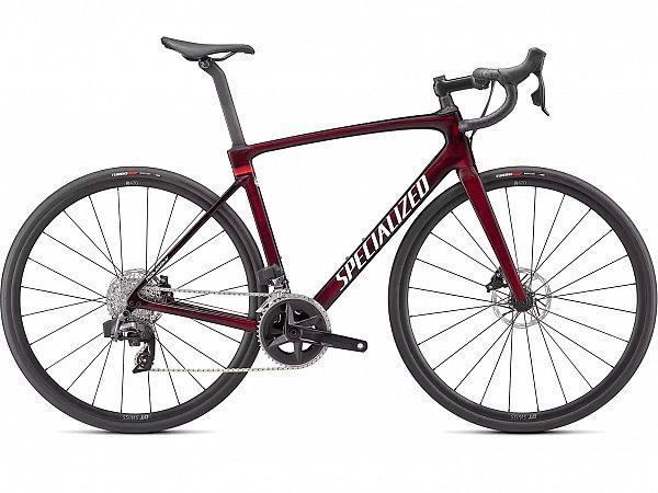 Specialized Roubaix Comp Rival eTap AXS Red - Racercykel - 2022