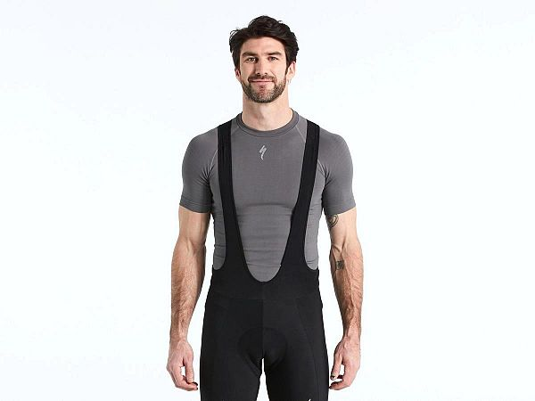 Specialized Seamless SS Base Layer, Grey