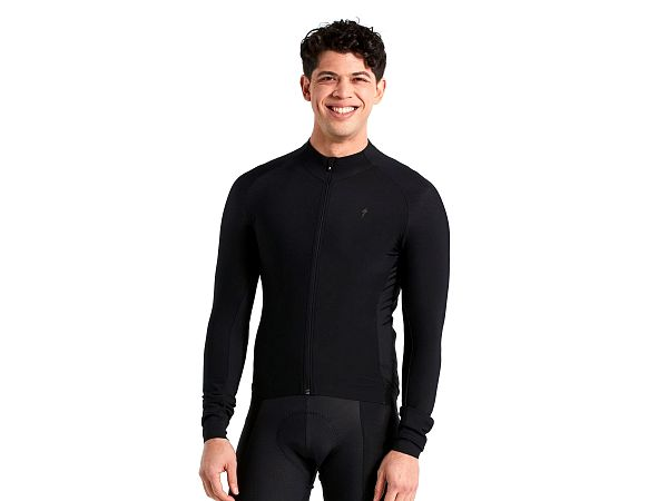 Specialized SL Expert LS Thermal Jersey, Black