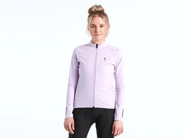 Specialized SL Neoshell Dame Regnjakke, UV Lilac