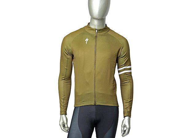 Specialized Thermal Jersey LS Cykeltrøje, Full Custom