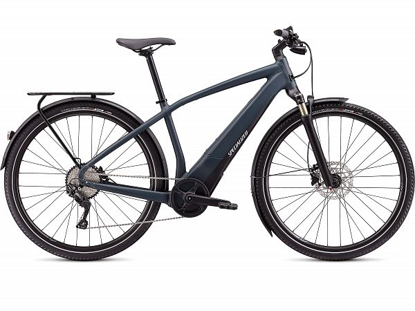 Specialized Turbo Vado 4.0 Grey - Elcykel - 2021