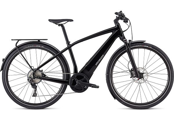 Specialized Turbo Vado 5.0 Black - Elcykel - 2021