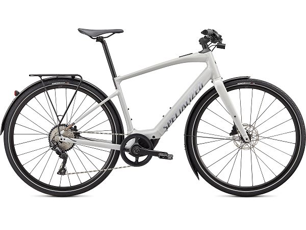 Specialized Turbo Vado SL 4.0 EQ Grey - Elcykel - 2021
