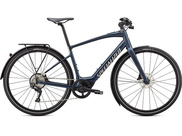 Specialized Turbo Vado SL 4.0 EQ Navy - Elcykel - 2021