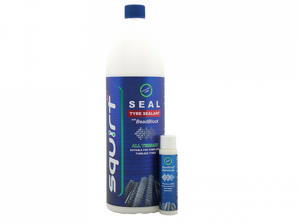 Squirt Beadblock Tubeless Sealant, 1000ml
