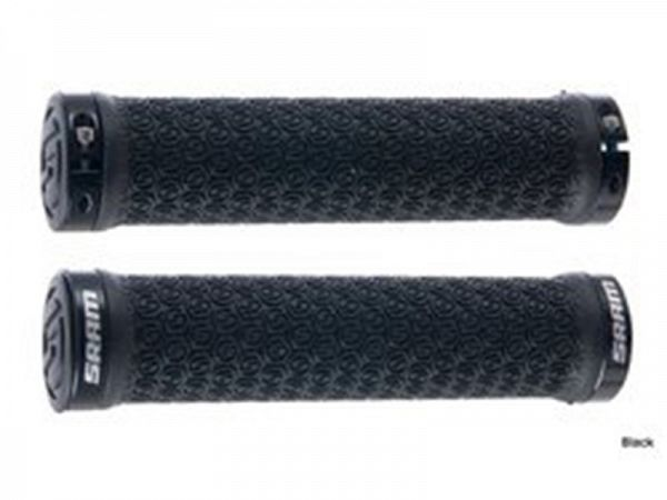 Sram Locking Grips Black Håndtag, 130mm