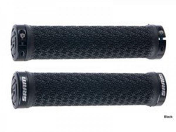 Sram Locking Grips Black Håndtag, 135mm