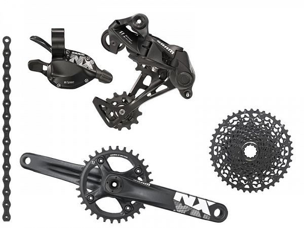 Sram NX BB30 1x11-Speed Geargruppe