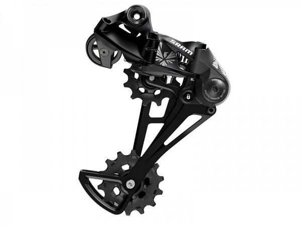 Sram NX Eagle 12-Speed Bagskifter