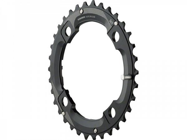 Sram ø104mm 2x10-Speed Klinge, 34T
