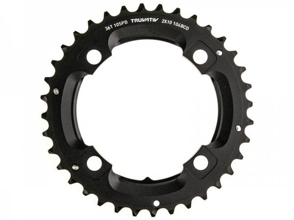 Sram ø104mm 2x10-Speed Klinge, 36T