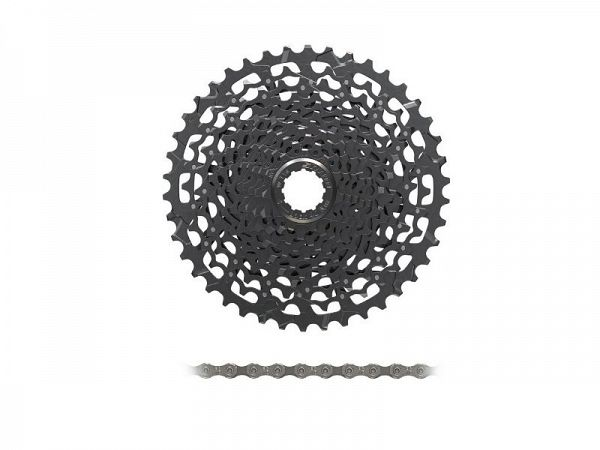 Sram PG-1130 Kassette, 11-42T / PC-1110 11-Speed Kæde