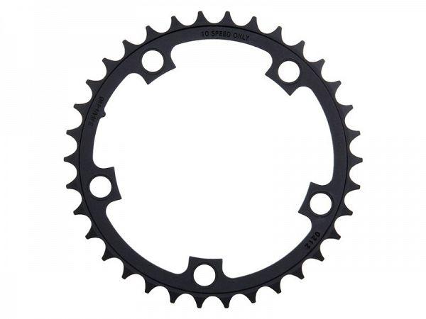 Sram Road 10-speed Klinge, 34T