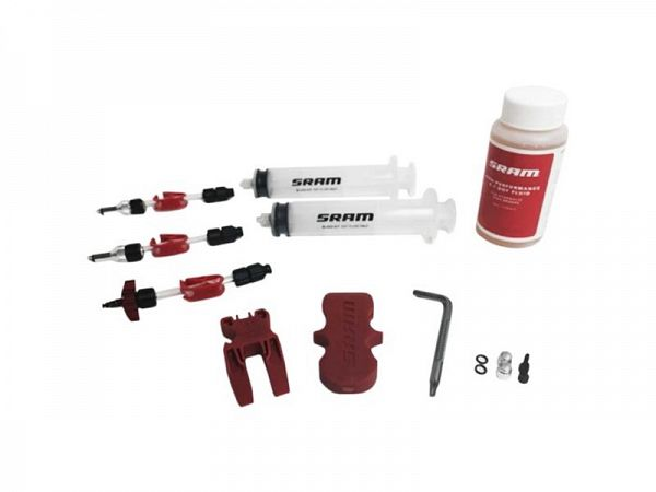 Sram Standard Plus Bleed Kit Udluftningssæt