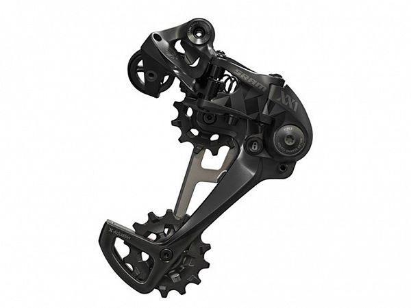 Sram XX1 Eagle 12-Speed Bagskifter, Max 52T