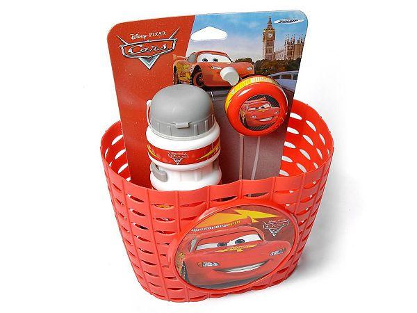 Stamp Børnecykelpakke, Biler