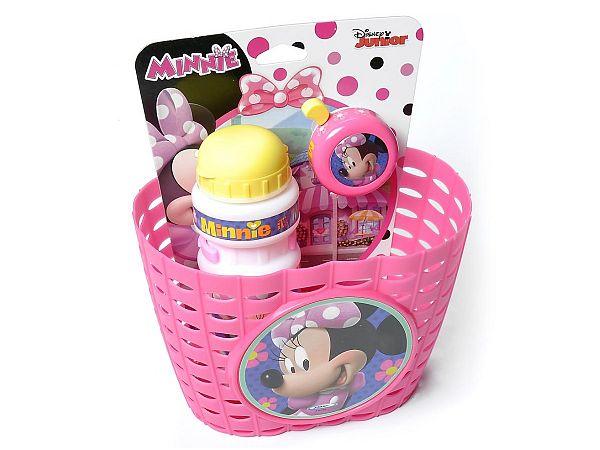 Stamp Børnecykelpakke, Minnie Mouse